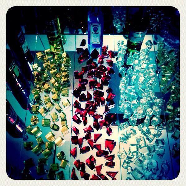 The (Alcoholic) Jelly Party, Brescia 2011